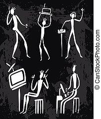 אבולוציה, טכנולוגיה, בן אנוש, איש