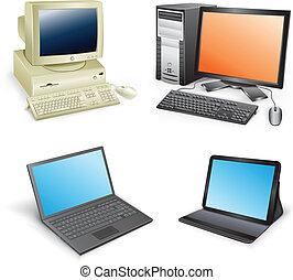 אבולוציה, מחשב