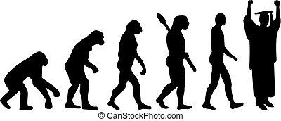 אבולוציה, סטודנט