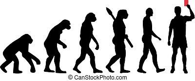 אבולוציה, שפט