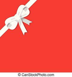אדום לבן, הפרד, רקע, כרע