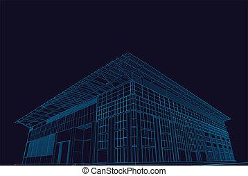 אדריכלי, דיר, רכוש, תאר