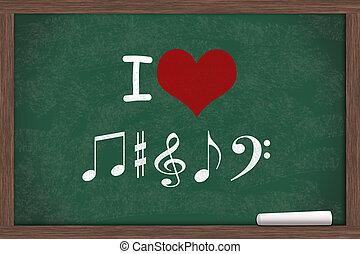 אהוב, מוסיקה