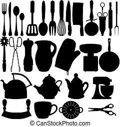 אוביקטים, מטבח