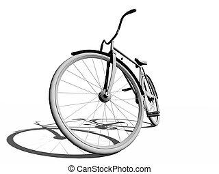 אופניים, קלאסי