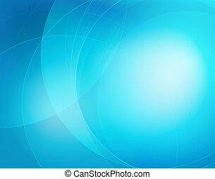 אור כחול, תקציר, רקע