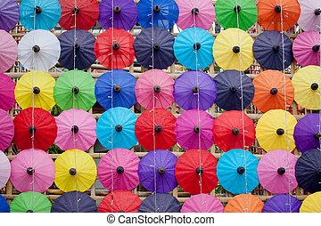 איך, אומנויות, מטריה, רכבים