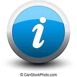 אינפורמציה, 2d, כפתר, כחול