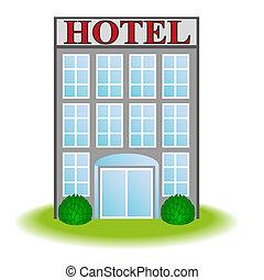 איקון, וקטור, מלון