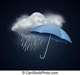איקון, מזג אויר