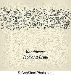 איקונים של אוכל