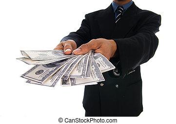 איש של כסף