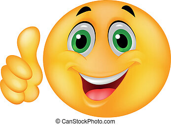 אמוטיכון, שמח, פנים של סמילאי