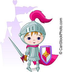 אמיץ, אביר