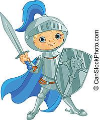 אמיץ, אביר, להלחם