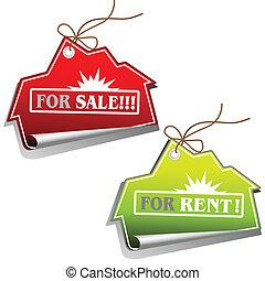 אמיתי, מכירות, רכוש, פתקים