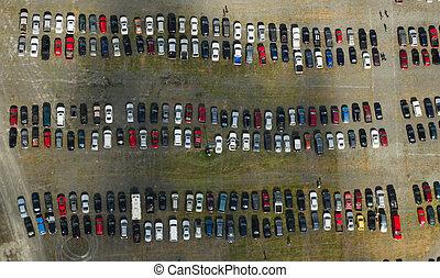 אנטנה של מכונית, הרבה, לחנות