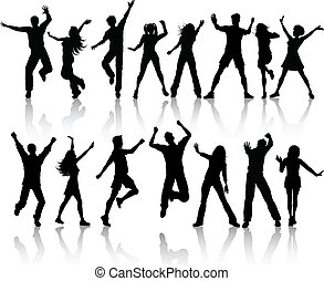 אנשים, לרקוד