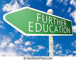 בהמשך חינוך