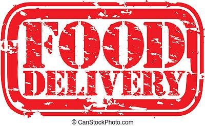 בול של אוכל, גראנג, משלוח, גומי