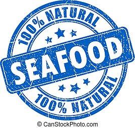 בול של גומי, מאכלי ים, טבעי