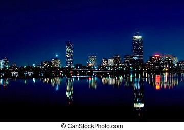 בוסטון, 2, קו רקיע