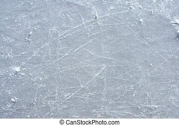 בחוץ, גלגילית של קרח, התגלה, חלקלקה, ציונים