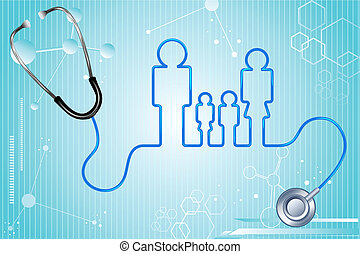 ביטוח של בריאות, משפחה