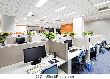 בייג'ינג, מקום עבודה, משרד