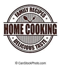 ביל, בישול של בית