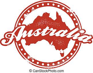 ביל, בציר, אוסטרליה