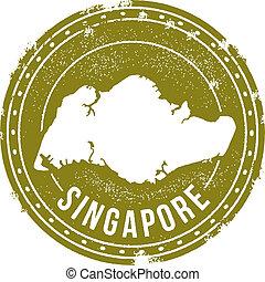 ביל, בציר, סינגפור