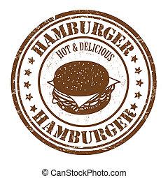 ביל, המבורגר
