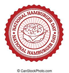 ביל, לאומי, המבורגר, יום