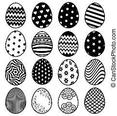 ביצים, קבע, חג הפסחה, יום