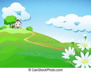 בית, ארץ, מתוק