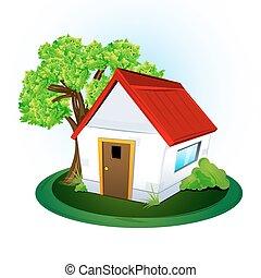 בית, טבעי