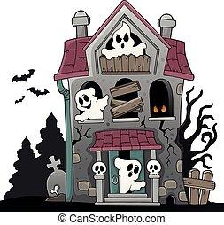בית מוטרד, תימה, 5, רפאים