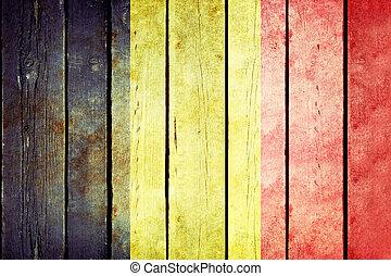 בלגיה, מעץ, דגלל, גראנג