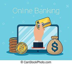 בנקאות אונליין, טכנולוגיה, קדור