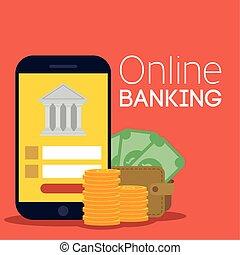 בנקאות אונליין, טכנולוגיה, smartphone