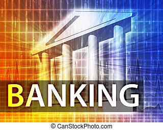 בנקאות, דוגמה