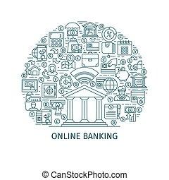 בנקאות, מושג, אונליין