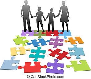 בעיה, יעץ, מערכת יחסים, משפחה