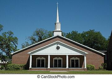 בפטיסט, כנסייה