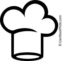 בשל, כובע של טבח
