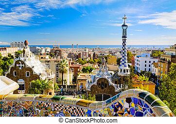 גאאל, ברצלונה, חנה, ספרד