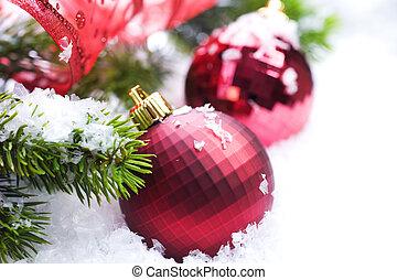 גבול, עצב, חג המולד
