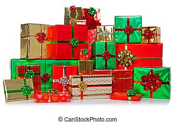 גדול, מתנות, קבץ, חג המולד