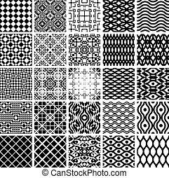 גיאומטרי, קבע, patterns., seamles